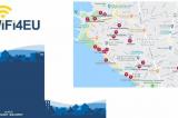 Όλο και περισσότερα σημεία στο Π. Φάληρο με δωρεάν WiFi4EU